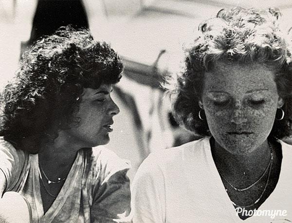 Laura mi amiga del alma (Laura my soulmate friend). Argentina 1978