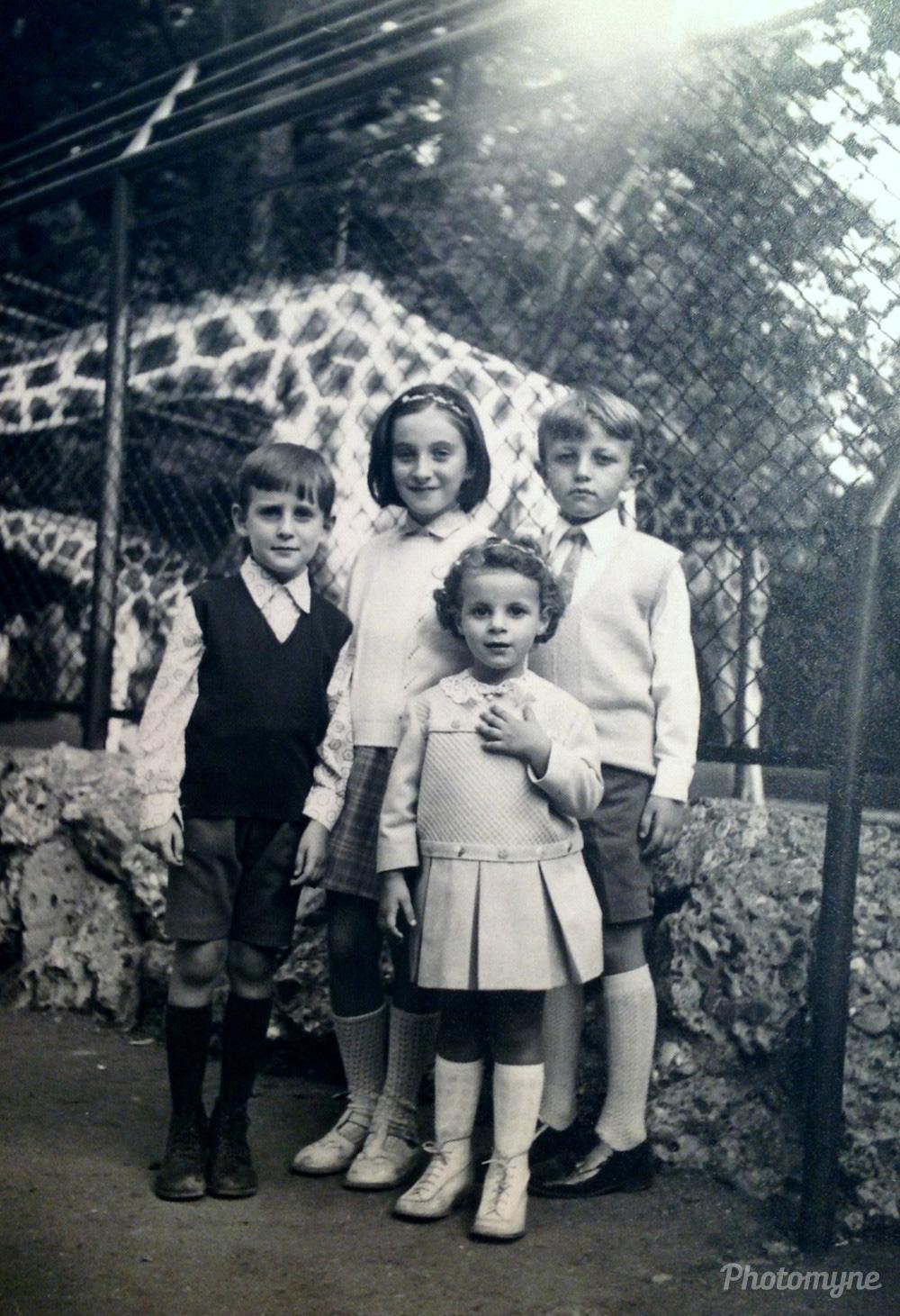 Allo zoo di Milano, 29 /09/1970