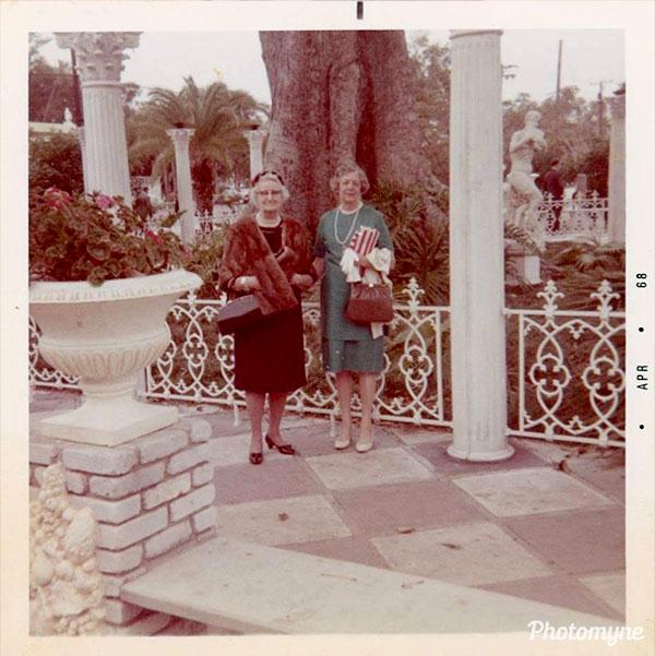 Kapok Tree Inn. Florida, USA 1968