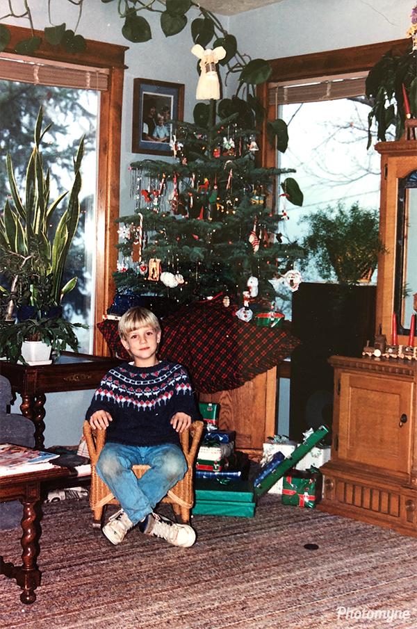 Adrian Michael Higham. USA 1990
