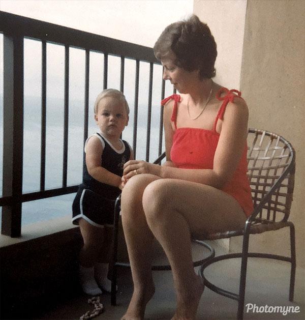 Me and Mum. Great Britain 1980