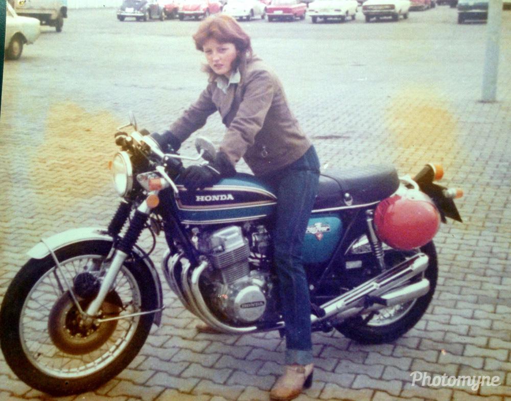 Hattersheim Okrifte! Germany, 1977