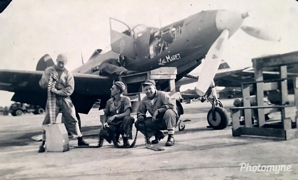 Thomasville, GA. (A.A.F.), 1943