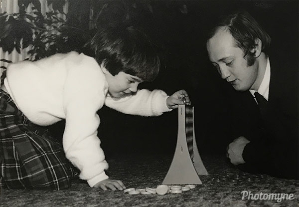 Playing. Belgium 1986