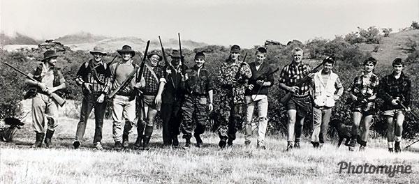The Dirty Dozen. New Zealand 1991