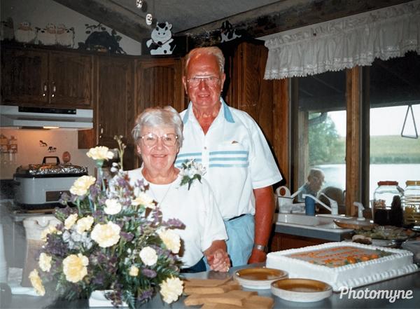 50 wonderful years together. USA 1997