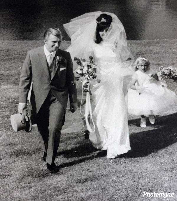 Trouwen (Marriage). The Netherlands 1967