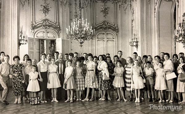 Vienna. Austria 1960