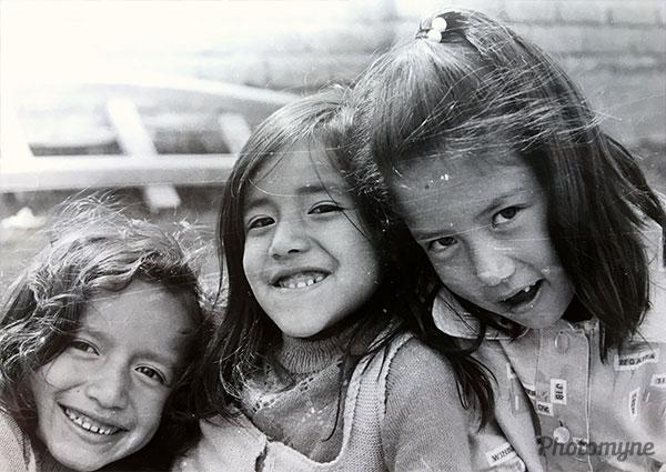 Hermanas (Sisters). Peru 1974