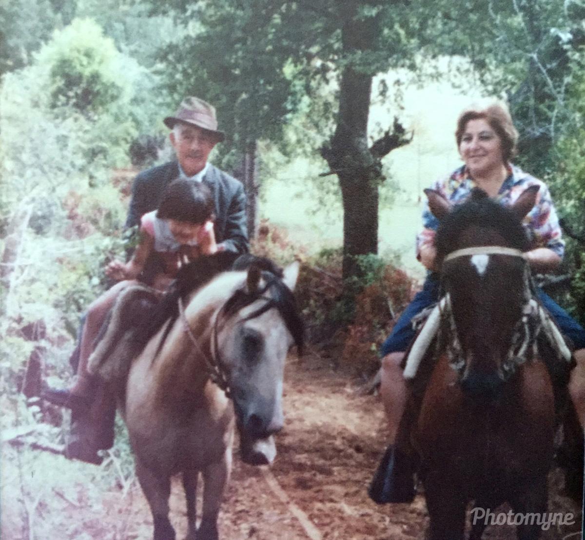 Mi mamita linda, A Orillas del Río Rocue, 1989