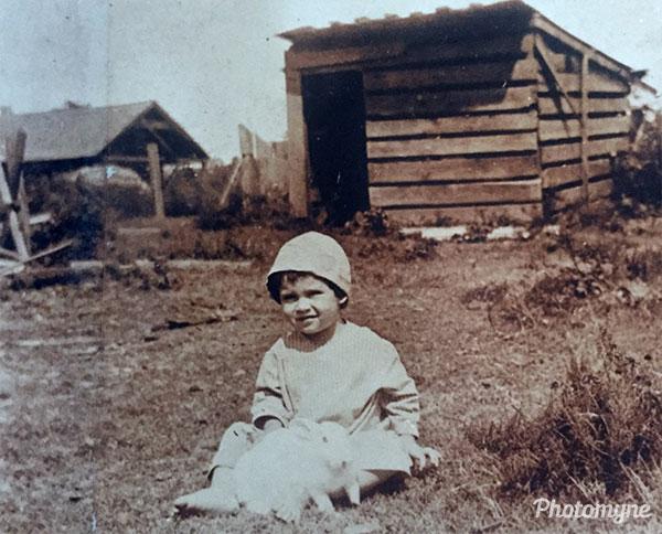 My uncle - Joe Woodruff. MS, USA 1914