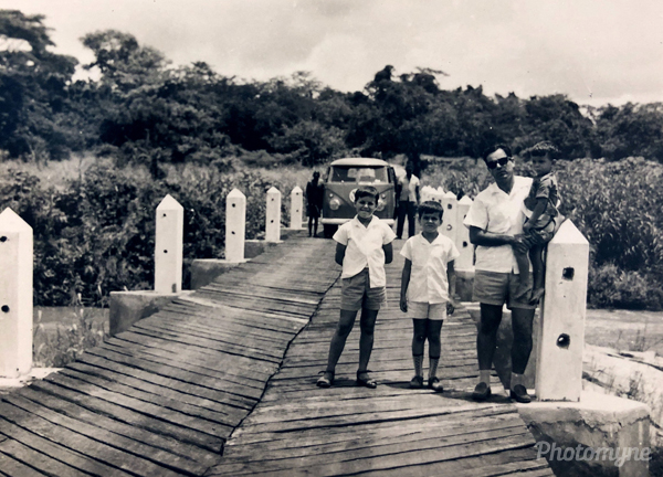 Norte de Moçambique (North of Mozambique). Mozambique 1958