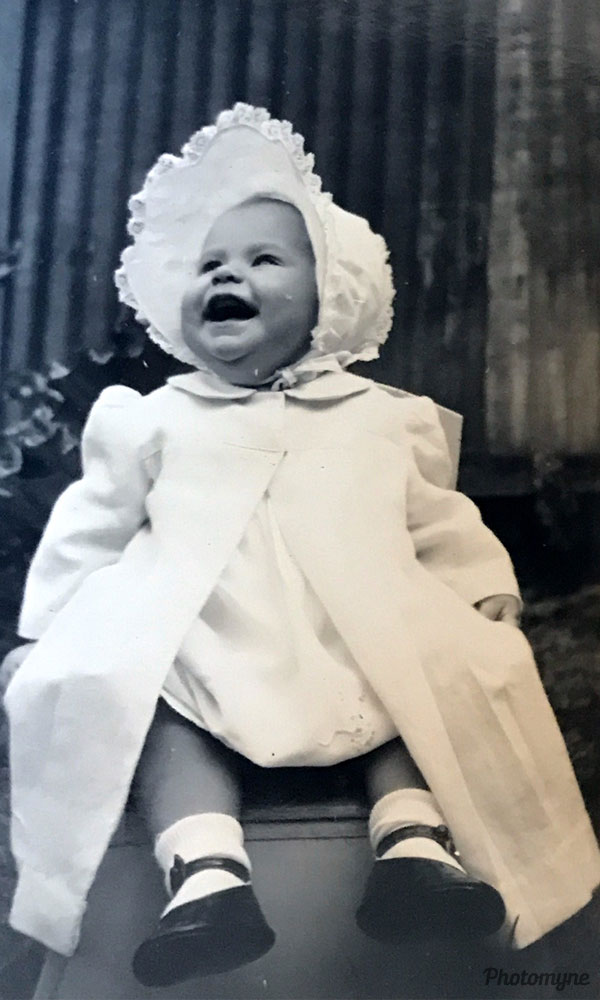 Lorraine Edmonds. Australia 1949
