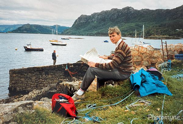 Malcolm-Plockton-wester. GB 1991