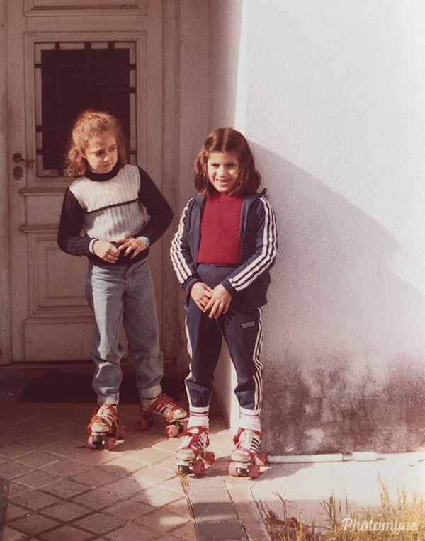 Con Luci (With Luci). Argentina, 1981
