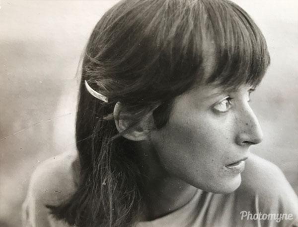 Paula Nunes De Almeida. Portugal 1981