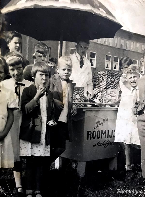 Haarlem Oost (Haarlem East). Netherlands 1936
