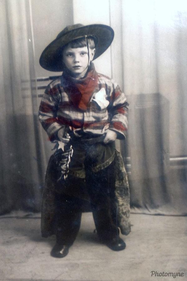 Vin the Cowboy. United Kingdom, 1937