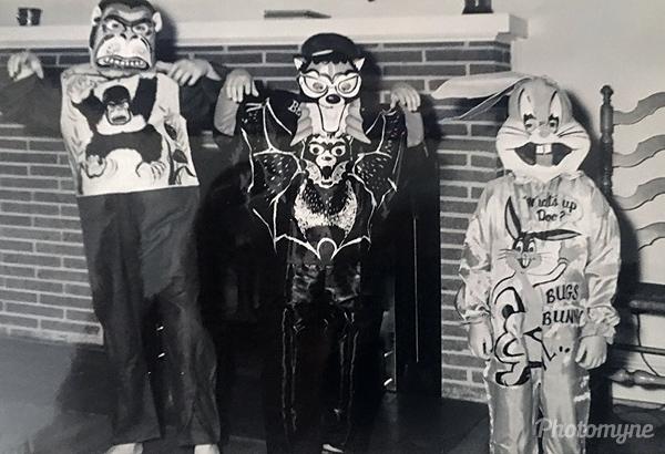 Halloween. USA 1962