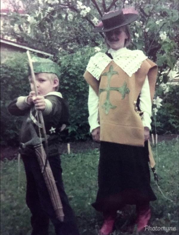 Robin Hood ja d'Artagnan (Robin Hood and d'Artagnan). Finland 1985