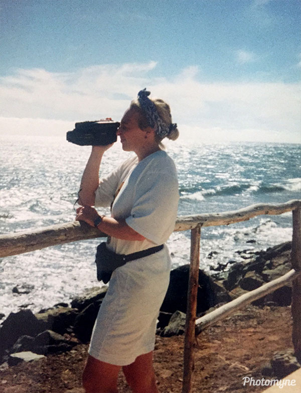 Bahia Feliz Gran Canaria. Spain 1993