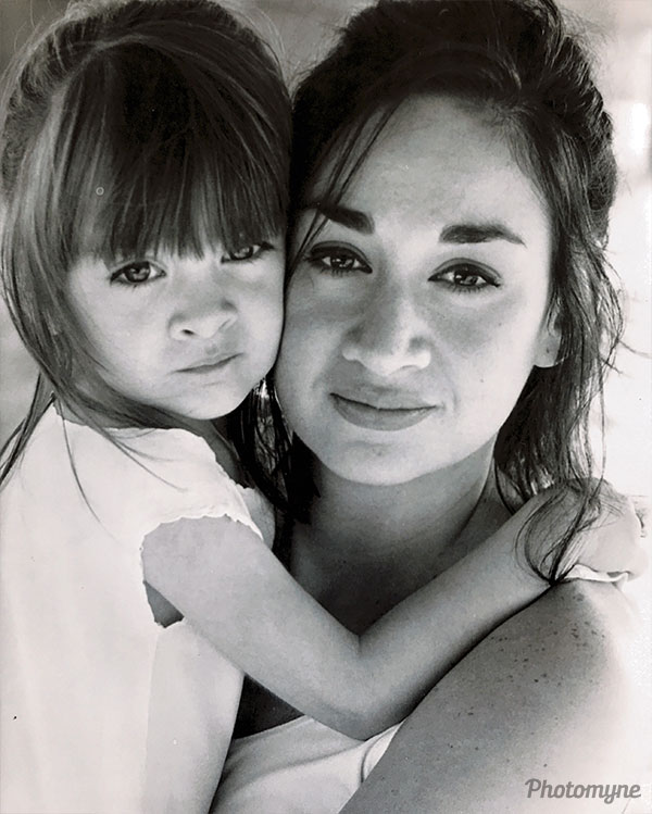 Baby Polly and me. USA 1994