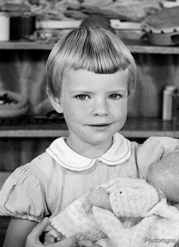 Baden Pattinson Kindergarten. Australia 1960