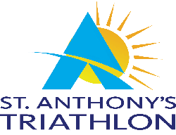 st anthony triathlon logo