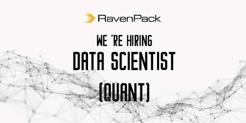 Data Scientist (Quant)