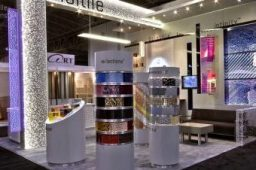 Booth Design, Finishes/Materials