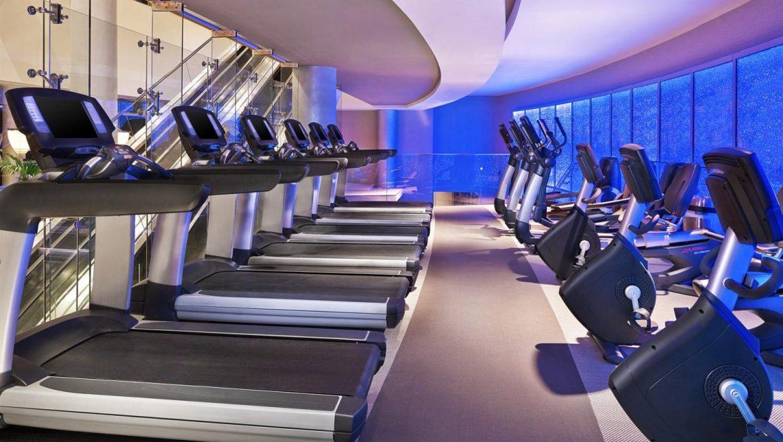 Westin Diplomat Resort Fitness Center 1