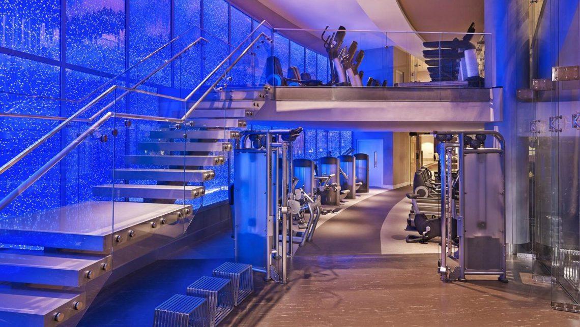 Westin Diplomat Resort Fitness Center 0