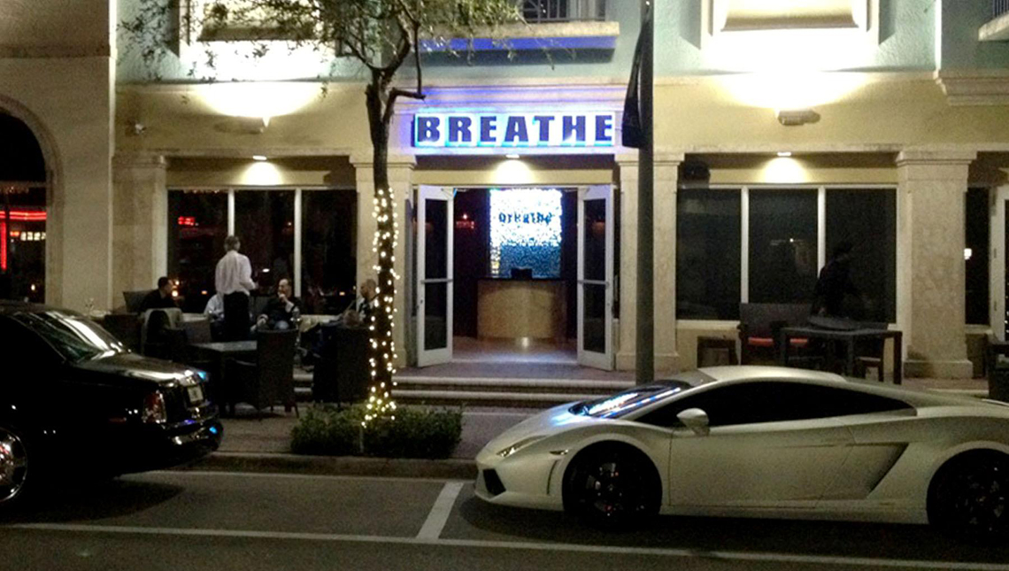Breathe Restaurant 2