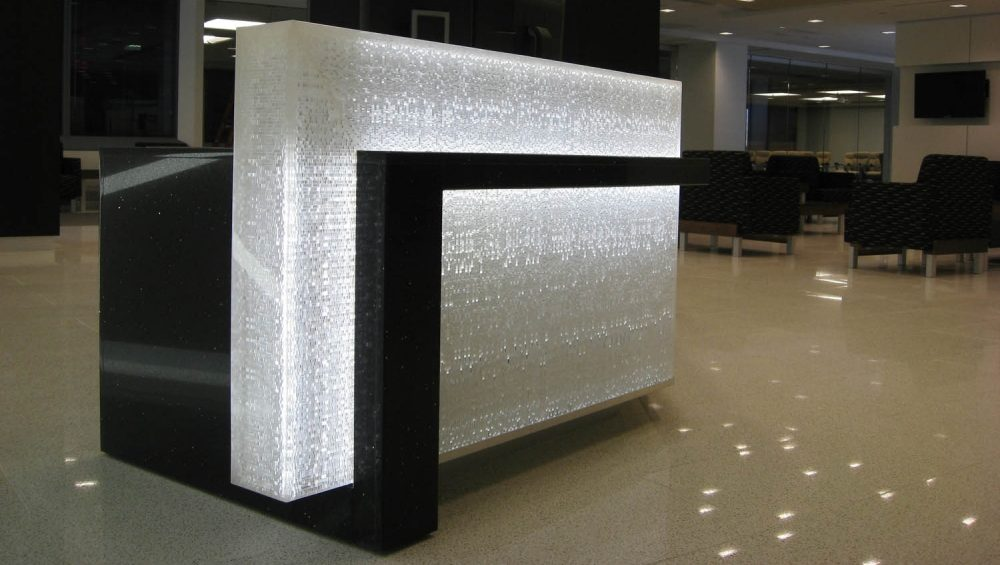 American Chemistry Council: Reception Desk 2