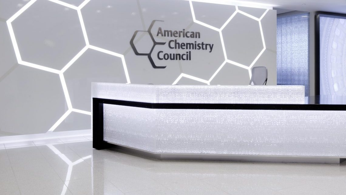 American Chemistry Council: Reception Desk 0