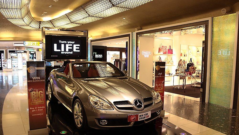 DFS Galleria, Abu Dhabi Airport 0