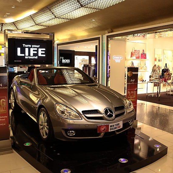 DFS Galleria, Abu Dhabi Airport