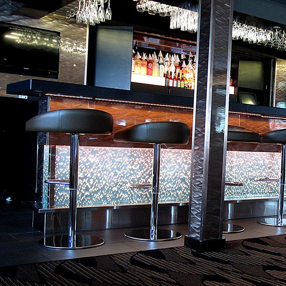 Odyssey Cruise Ship: Bar Area Image