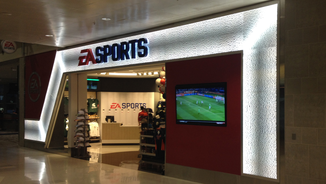 EA Sports Shop 2