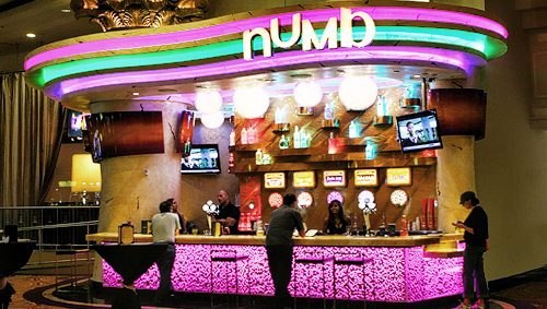 Numb Bar, Caesars Palace, Las Vegas 1