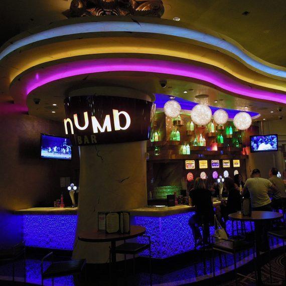 Numb Bar, Caesars Palace, Las Vegas