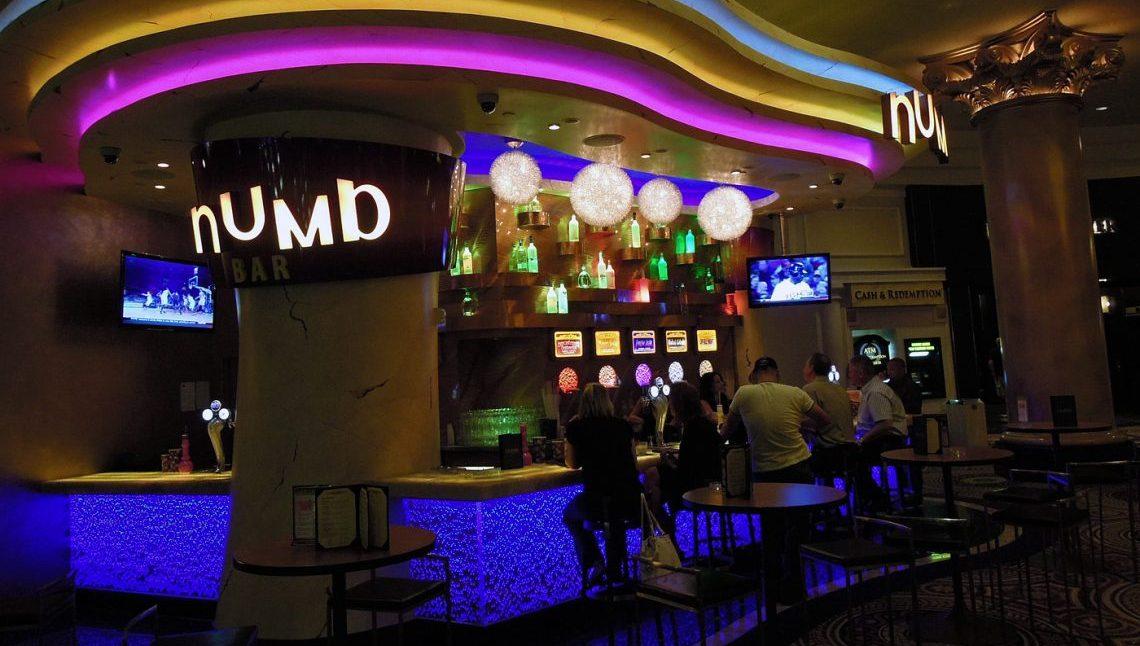 Numb Bar, Caesars Palace, Las Vegas 0