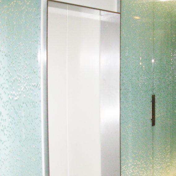 Putnam Investments: Elevator Lobby