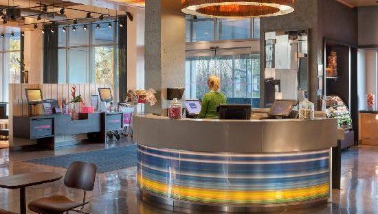 Aloft Hotels, Front Desk 5