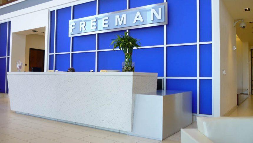 Freeman, Las Vegas 0