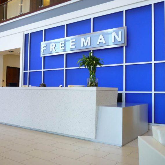 Freeman, Las Vegas