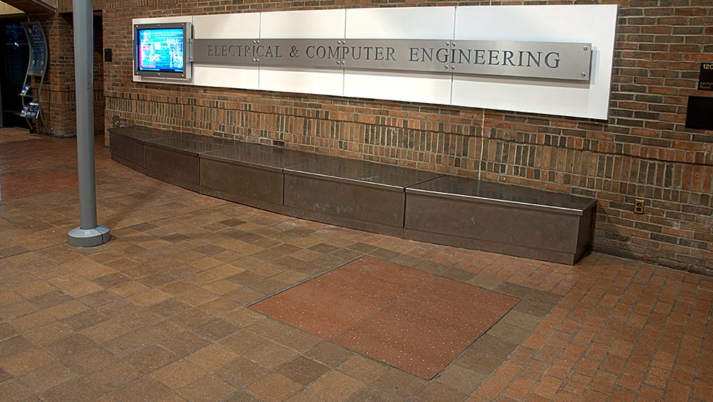 University of Michigan EECS Atrium 7