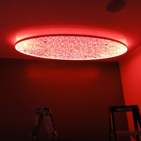 Spa Dhara: DISC Light Fixtures