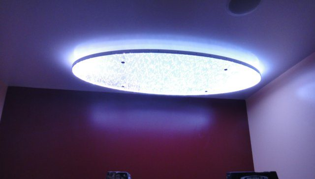 Spa Dhara: DISC Light Fixtures 2