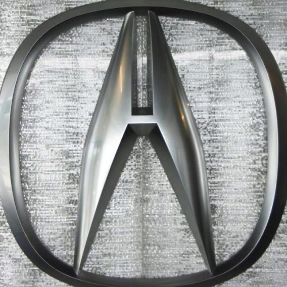 Acura Interactive Signage